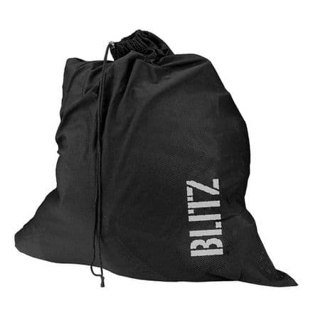 Blitz Mesh Equipment Bag With Draw String -  Gym Sports Training Exercise